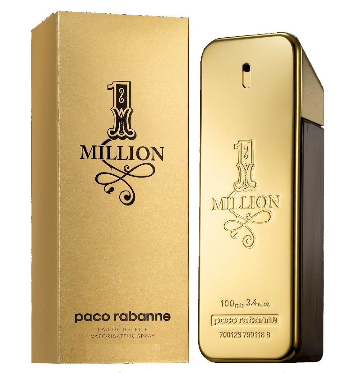1 Million Paco Rabanne 3.4 oz EDT Image