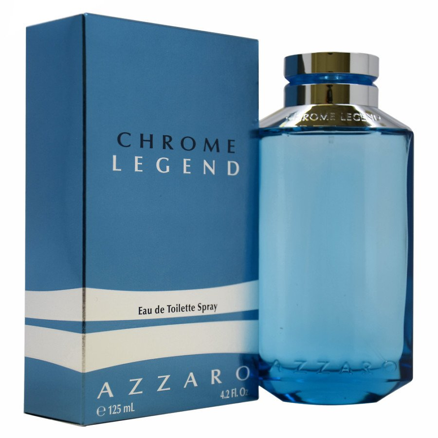 Azzaro Chrome Legend 4.2 oz EDT Image