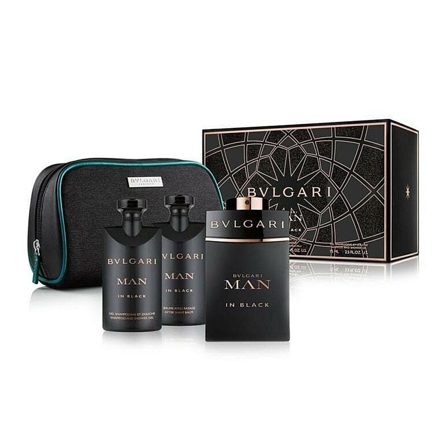Bvlgari Man In Black EDP 3.4 oz Set Image