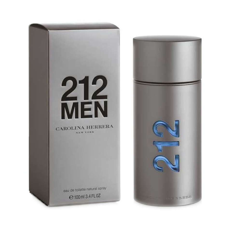 212 Men 3.4 OZ EDT Image