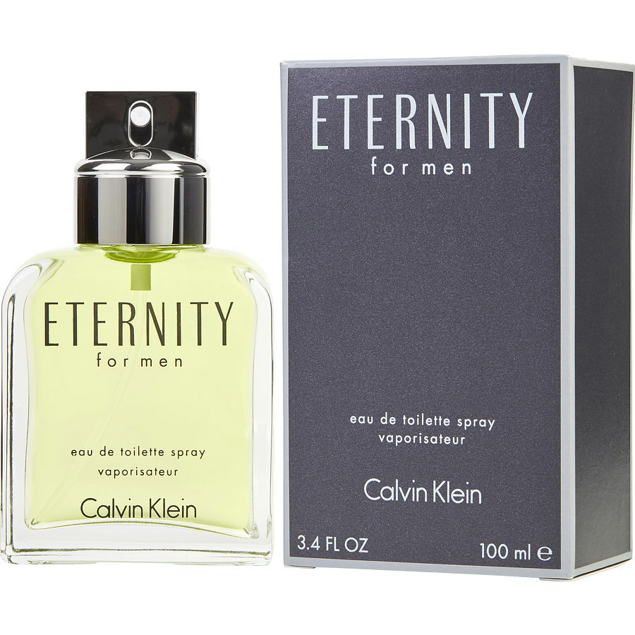 Eternity 3.4 oz EDT Image