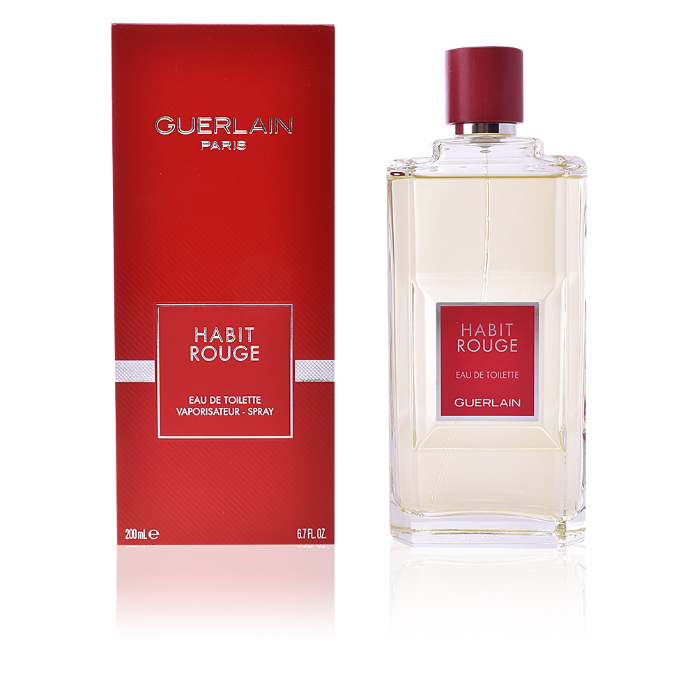 Guerlain Habit Rouge 3.4 oz EDT Image