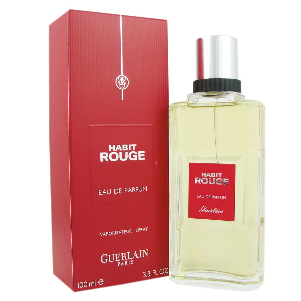Guerlain Habit Rouge 3.3 oz EDP Image