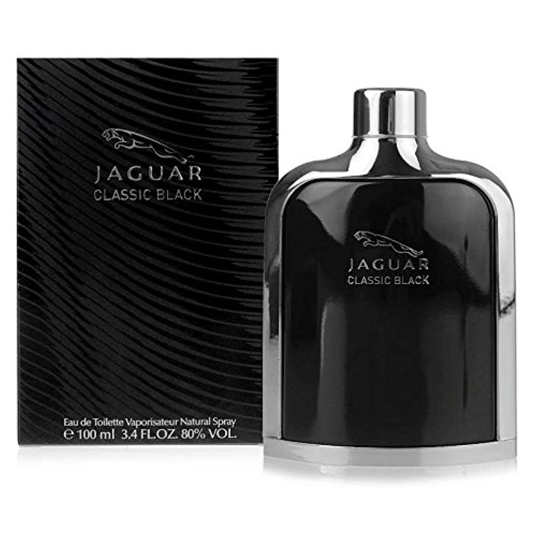 Jaguar Classic Black 3.4 oz EDT Image