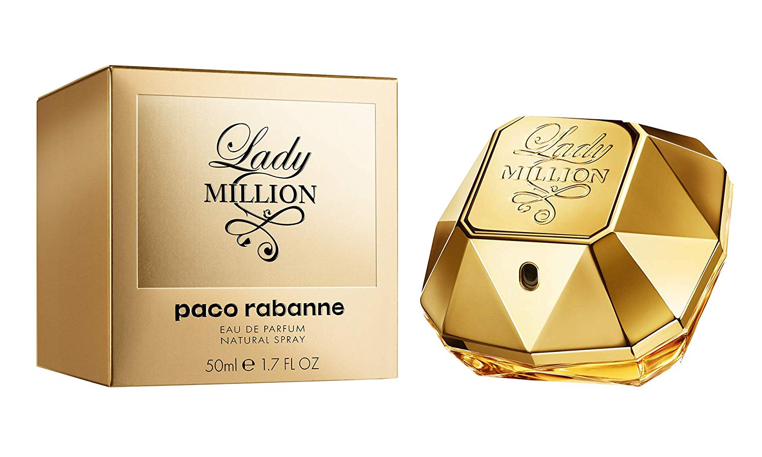 Lady Million 1.7 oz EDP Image
