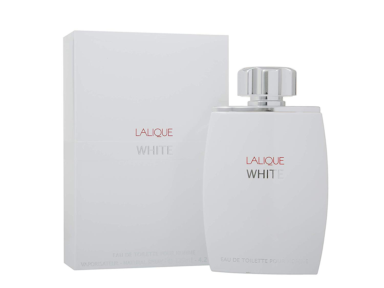 Lalique White 4.2 oz EDT Image